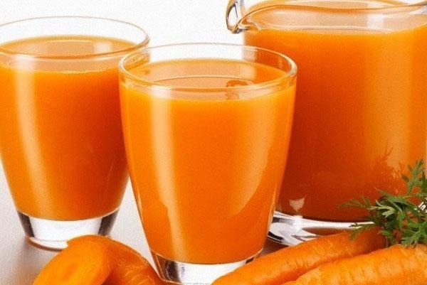 Соки Для Похудения Из Моркови.