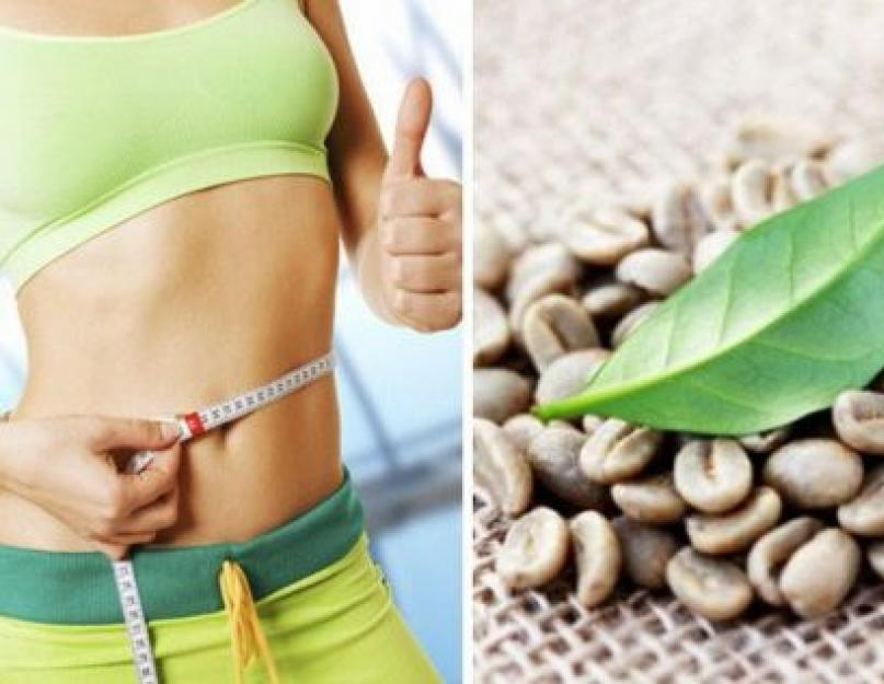 Зеленый Кофе Курс Похудения. Можно ли похудеть с помощью зеленого кофе и как правильно это сделать?