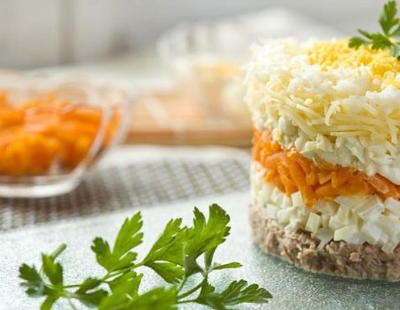 временем мимоза салат со сливочным маслом с фото песне делается