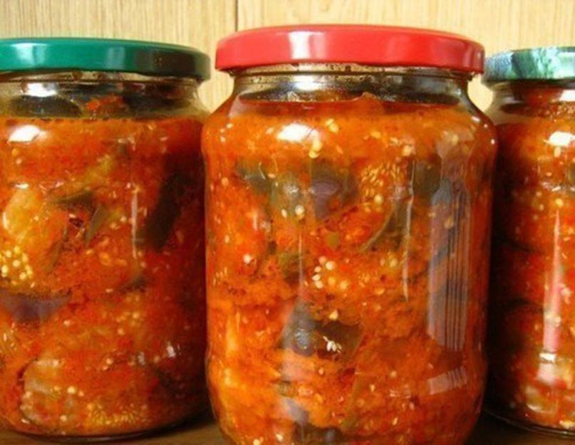 салат глобус на зиму рецепт с фото вот левом