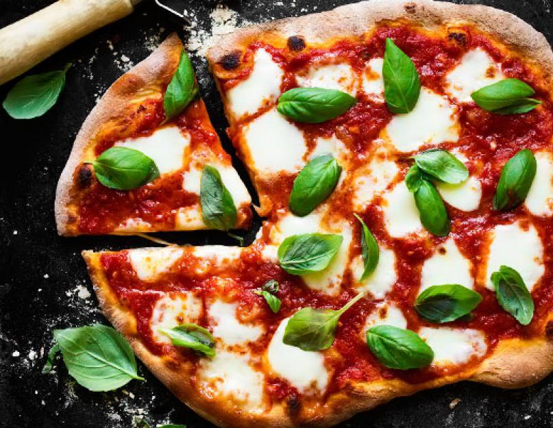 Картинки начинка для пиццы